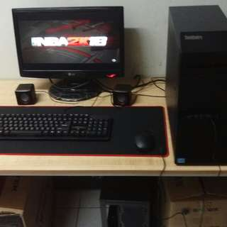 8GB 1 set Core i5-2300 desktop PC for Gaming