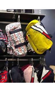 PREORDER TOMMY HILFIGER DUFFLE BAGS