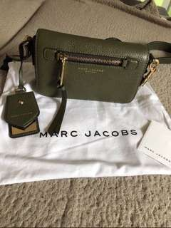 Never used! Marc Jacobs Recruit crossbody Bag