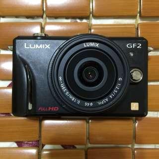 Panasonic GF2微單眼相機 類單眼相機