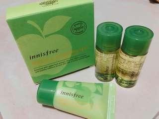 Innisfree Apple Juicy Special Cleaning Kit