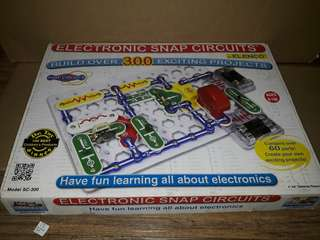 Electronic Snap Circuit