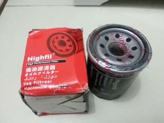 [WTS] Highfil Performance Oil filter for proton/mitsubishi