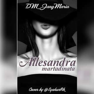 Ebook Allesandra Martadinata