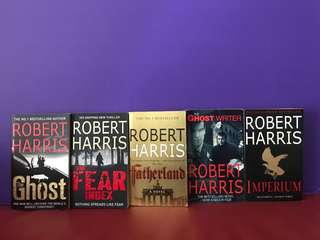 Robert Harris books