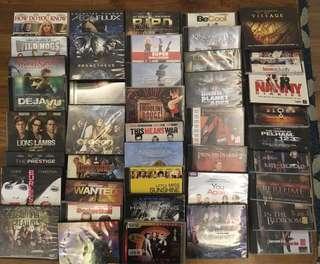 100 pcs VCDs