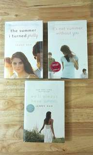 The Summer I Turned Pretty Series by Jenny Han