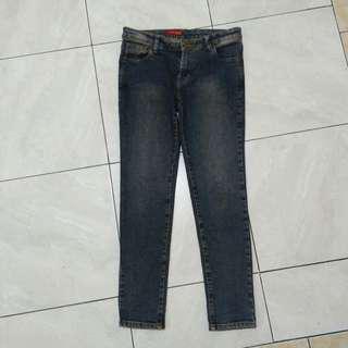 Jeans Slim Fit Deep Blue