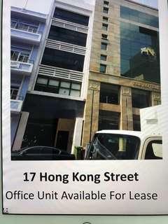 17 HONGKONG STREET