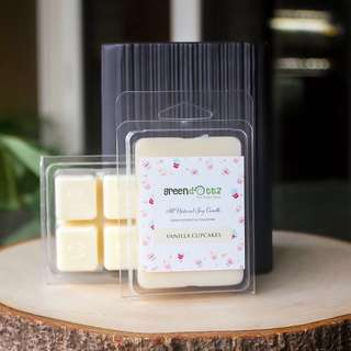 🚚 Vanilla Scented Soy Wax Melts Home Fragrance