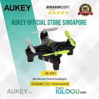 🚚 [UA-P01] AUKEY  Mini Remote Control Quadcopter