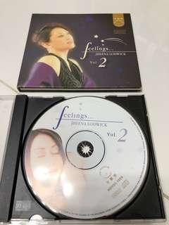 Jheena LodWick-Feeling.... Vol:2(HDCD)