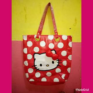 Tas hello kitty 2 pcs