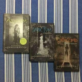 Asylum Series Set