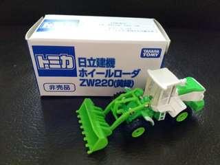 Tomy綠色挖泥車