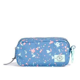 [Fast door delivery 3-4days] Parkland High point - Glowdrops Denim Pencil Case Cosmetic Pouch