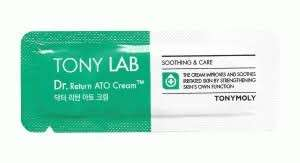 Tonymoly tony lab dr.return ato cream sachet 10pcs