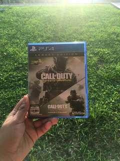 Playstation 4 / PS4 Call Of Duty : Infinite Warfare (Legacy Edition)