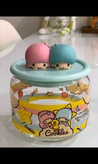 Little twin stars jug container from 7-11