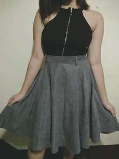 Pair of skirt and top