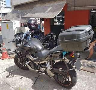 Honda VFR800X 2015