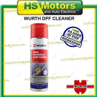 """DIY """"Wurth"""" 柴油微粒過濾器 Diesel Particulate Filter Spary Clener (DPF)"""