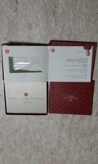 SG50 commemorative notes box n album