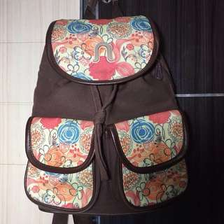 (reprice) tas neosack mini backpack lucu