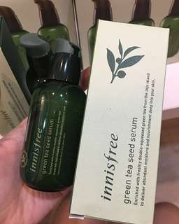 Innisfree Green Tea Seeds Serum