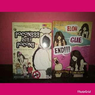 Novel 2 pcs