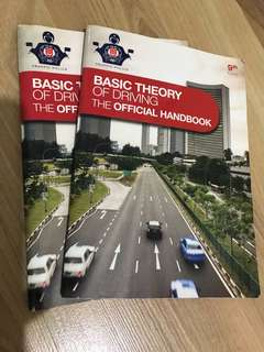 Driving and Riding Theory Book