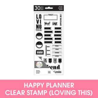 🚚 Happy Planner Stamp - Loving This