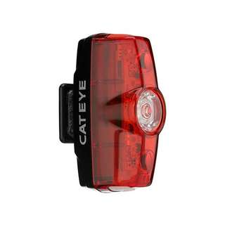 Mint CATEYE Rapid Mini USB Rechargeable 25 Lumens Rear / Tail Light / Torch / Flashlight / Bike / Bicycle Light.