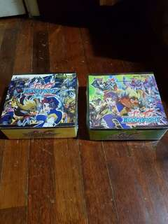 Buddyfight Booster Pack