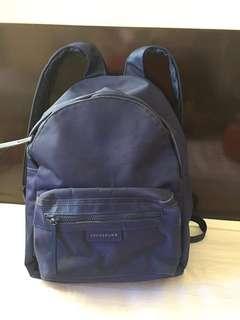 Authentic longchamp packbag