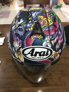 Arai Helmet - ram4 oriental