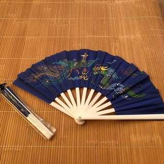 扇子(大+小)