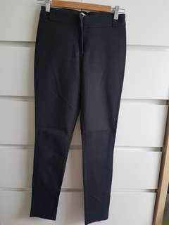 Morrison Black Work Trousers