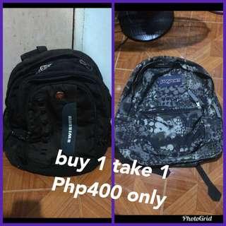 BUY1TAKE1- backpack