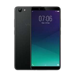 Kredit Vivo Y71 Black 3/32GB