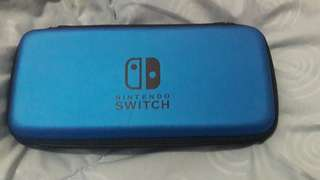 Nintendo Switch Carry Case (Blue)