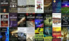 EBOOK:John Grisham eBooks