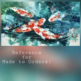 Made To Order Painting