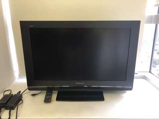 Panasonic - Multi System LCD TV 32 inch