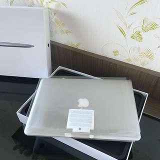 MacBook Air 13吋銀色 1.6GHz/i5/8G 128G 2016年生產 9.8成新 蘋果電腦 筆電