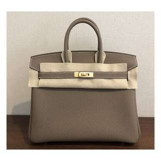 Authentic Hermes Birkin 25