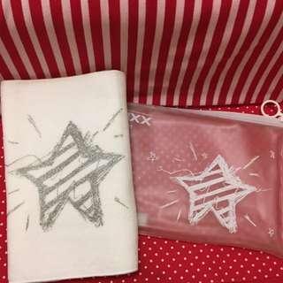 VIXX官方第二代毛巾