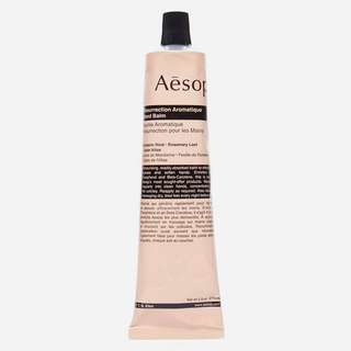 🚚 BNIB AESOP Resurrection Aromatique Hand Balm