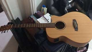 Tanglewood Semi Acoustic Guitar