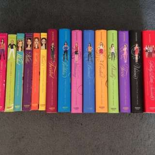 Pretty Little Liars (ALL BOOKS)